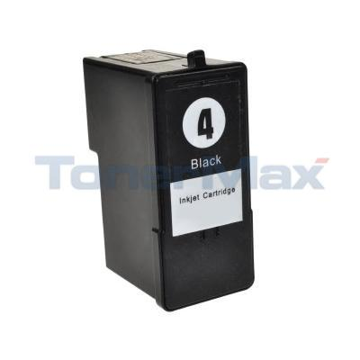 LEXMARK NO 4 RP PRINT CARTRIDGE BLACK